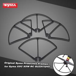 Proteções das Hélices para Syma X8C e X8W