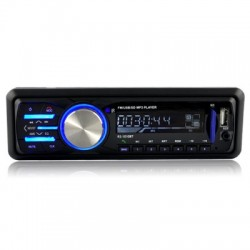 Auto Rádio RIXOW RS-1010BT Bluetooth USB SD AUX MP3