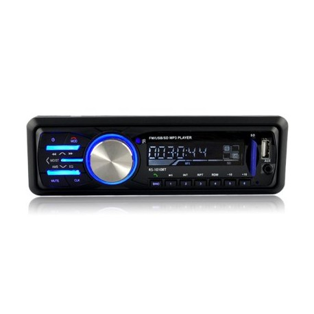 Auto Rádio RS1010-BT Bluetooth USB SD AUX MP3
