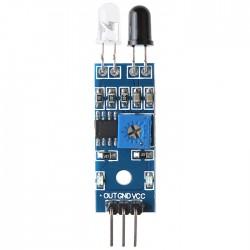 Sensor Bareira de Infravermelhos Ajustável