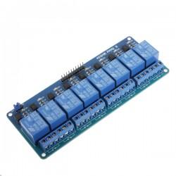Módulo Relé 8 Canais 5V Arduino