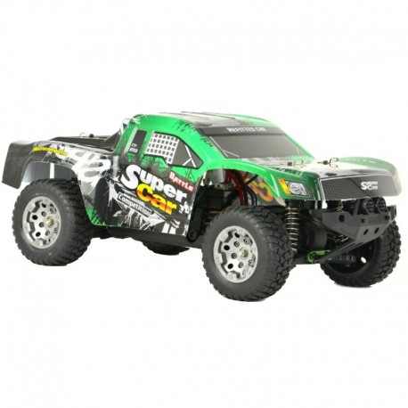 Carro Elétrico RC WLtoys 12403 1/12 4WD Short Course