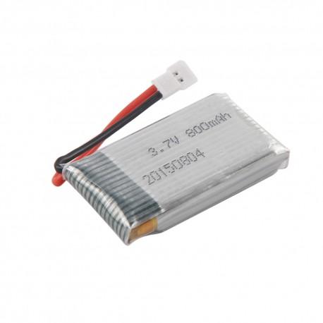 Bateria Lipo 3.7V 650mAh Syma X5 X5C JJRC H5C