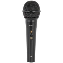 Microfone Dinâmico QTX DM11