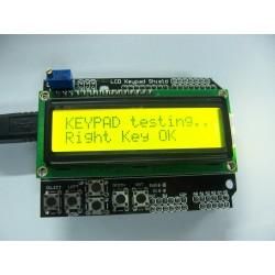 LCD 16x2 Keypad Shield para Arduino UNO Maga 2560 R3