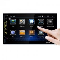 "Auto Rádio RK-A705 Android 6.0 GPS WiFi 7"""