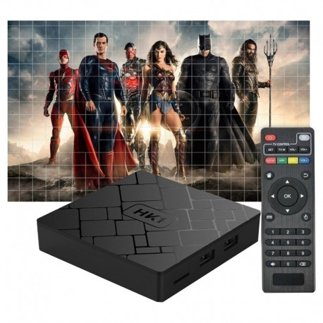 Top Five Android 8 1 Tv Box 4gb+64gb - Circus