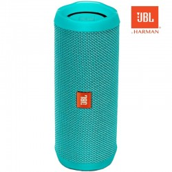 Coluna Portátil Bluetooth JBL Flip 4 Preto