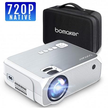 Projetor LED Bomaker GC555 3600 Lumens HD 720p