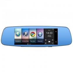 Espelho Retrovisor Junsun A800 7 Android GPS Câmara 4G WiFi