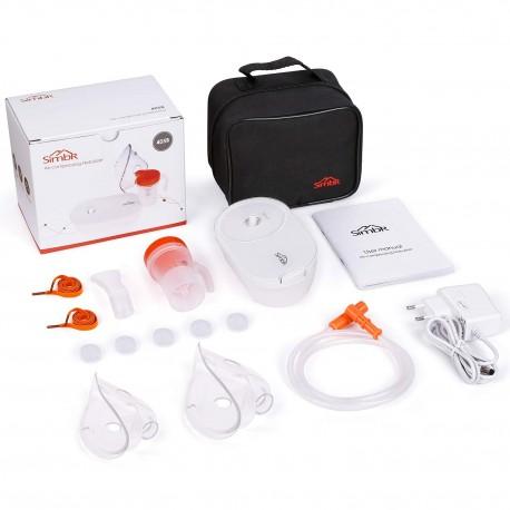 Nebulizador SIMBR 405B - Compacto, silencioso e eficiente