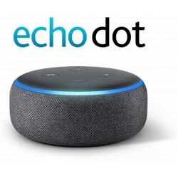 Assistente Virtual Amazon Echo Dot 3 Preto
