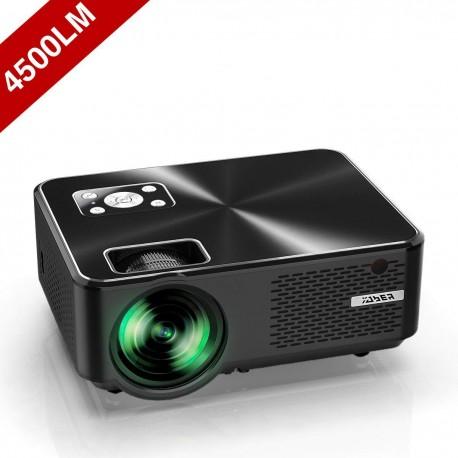 Projetor LED Portátil YABER Y60 HD  4500 Lumens
