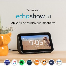 Assistente Virtual Amazon Echo Show 5