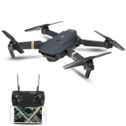 Drone Eachine E58 WiFi FPV RTF Câmara 2MP - Dobrável