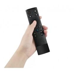 Comando Air Mouse Q5 2.4GHz WIFI c/ Controlo por Voz