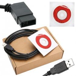 Cabo USB para Automato Siemens LOGO! 6ED1 057-1AA01-0BA0