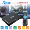 Box Android TV X96H H603 6K 2GB/16GB Android 9