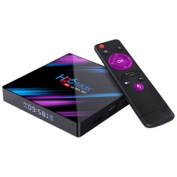 Box Android H96 Max 4GB/64GB Android 9