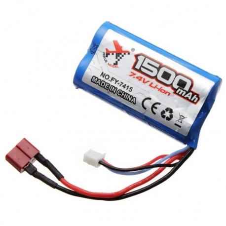 Bateria 7.4V 1500 mAh Li-Ion T-Dean