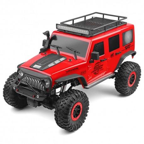 Carro Elétrico RC WLtoys 104311 RC 1/10 4WD Jeep Crawler Car