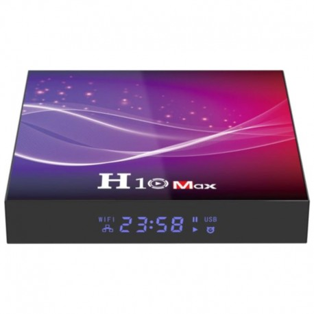 Box Android H10 MAX 6K 4GB/64GB Android 10.0