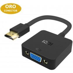 Conversor HDMI para VGA 1080P ICZY
