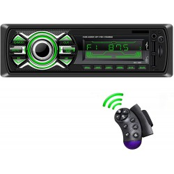 Auto Rádio RK-530 Bluetooth USB SD AUX MP3 | 7 cores