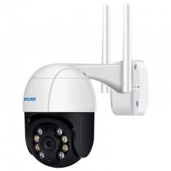 Câmara de Segurança IP Escam QF218 1080P 355º
