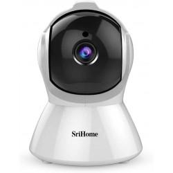 Câmara de Segurança IP WiFi Sricam SH025 FHD 1080P