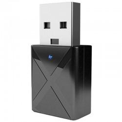Adaptador Bluetooth 5.0 Transmissor e Recetor 2 em 1 TV/PC