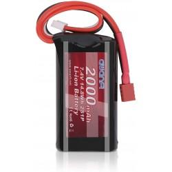 Bateria 7.4V 2000 mAh Li-Ion T-Dean